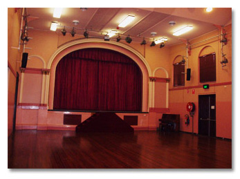 Auditorium-Richmond-school-of-arts-hire