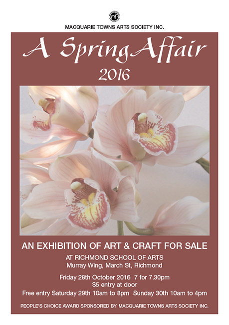 mtas-a-spring-affair-2016-exhibit-art-and-craft-for-sale-richmond-nsw-australia